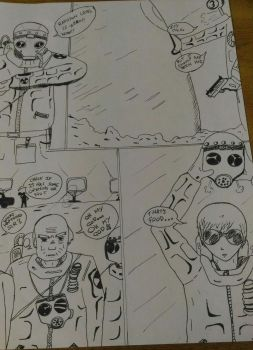 page 3...to be continued...  by We-Make-Mangas
