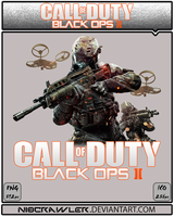 Call of Duty Black Ops II Icon v2 by Ni8crawler