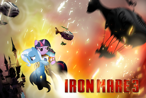 Iron Mare 3 by PixelKitties