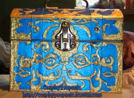LOZ BOSS CHEST OMG AWESOME by CosplayPropsEtc