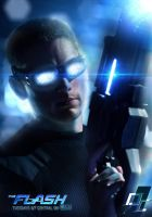 Captain Cold by superjabba425
