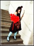 Music, Flowers And Moe by Luthy-Lothlorien