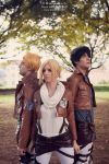 Shingeki no Kyojin ~ The SOLDIER Way by LauMao