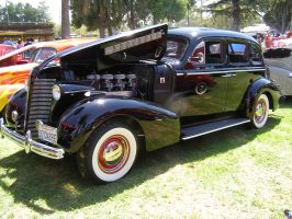 37 Buick Century by Jetster1