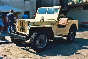 40s Willys MB by GladiatorRomanus