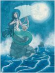 Melody of the Moon by maina