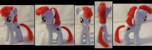 Custom Brushable OC Scroo by Gryphyn-Bloodheart