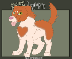 Mange Puppy meme by Starphishy
