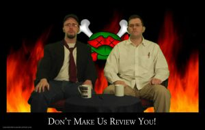 Don't Make Us Review You by SailorSnowflack