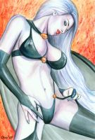 Lady Death 'Hellfire' by Bugstomper86