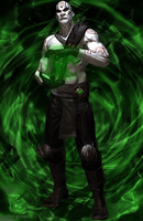Quan Chi the Necromancer by TialasBetruger