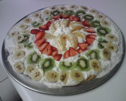My Fruit Pizza by Tori9823
