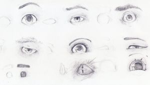 Eyes! by MrThesaurus