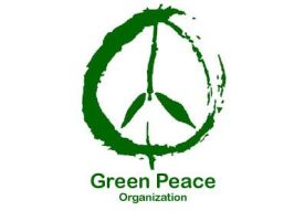 gReEn PeAcE lOgO... by jellybee