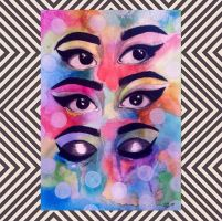 More eyes by emilymayevans