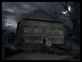 ghosthouse by zero-