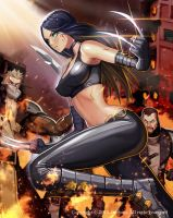 X-MEN(X-23) by JinsSung