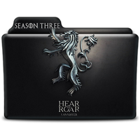 Game Of Thrones Season 3 icon by beerovios