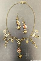 Alice Necklace  Set 002 by MADmoiselleMeli