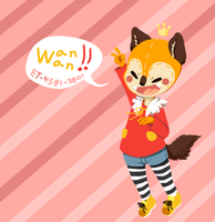 Wan Wan lineplay by Birdybrains