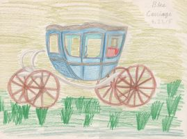 Blue Carriage 15-23-4 by Lisa22882