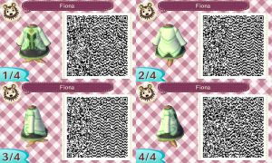 Animal Crossing:My Pattern 19 by iguru71