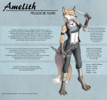 Amelith Reference by Ulario