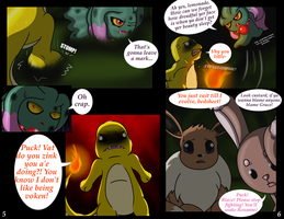 Pokemon Adventures: The Pit pgs 5-6 by The9Tard