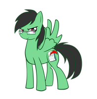 request for a redditor brony by Rayne-Is-Butts
