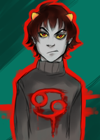 Karkat by CoolLoser15
