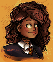 Hermione by thalle-my-honey