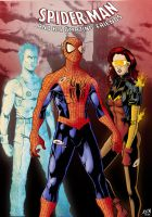 Spider-man and his amazing friends. by thorup