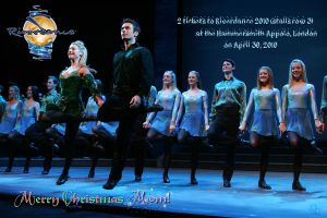Riverdance ticket by Pure-Potential