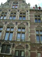 Building from Den Hague by TammuzAsmodeus
