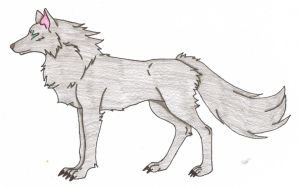 Owen (Wolf Version) ~ by Lovepiko
