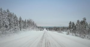 My Arctic Roads by wchild