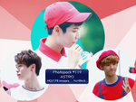 Photopack #119 - ASTRO [6] by YuriBlack