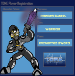 Doecam Glabel Player Registration by BillyBCreationz