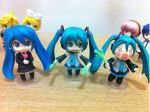 My Vocaloid Figurines! by Animefangirl68
