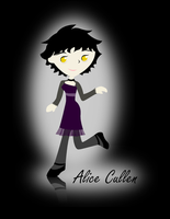 Alice Cullen by s-lilly