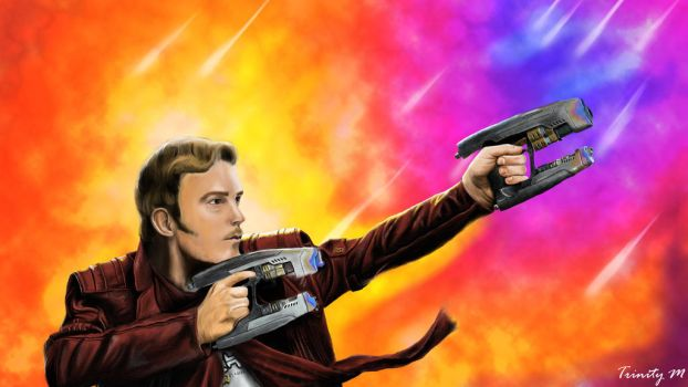 Star Lord by Trin-M