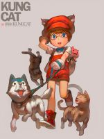 CATDOG by Cushart