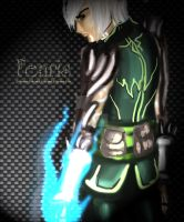 Fenris Dragon Age 2 by Faerie-Elf