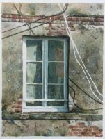 Room without a view by Oblomov-Ilya1956