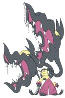 Mega Mawile by JohnnyAlex