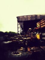 098 Scrapyard by DistortedSmile