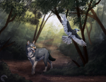 The Path We Take Together by Pagerda