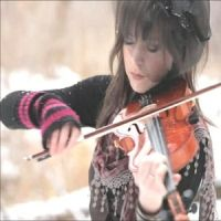 18 What Child is This Lindsey Stirling by SeraphSirius