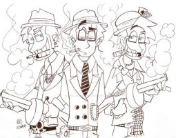 E.B.P.M_uncoloured by GreenDayComix