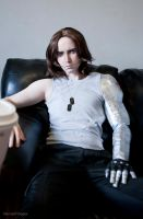 COSPLAY - Winter Soldier - Bucky Barnes I by MarineOrthodox